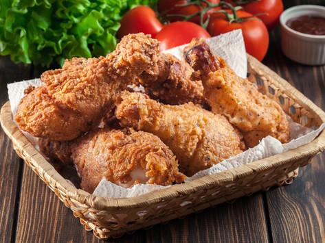 Buttermilk Fried Chicken: One word, YUM!