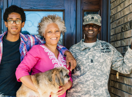 Special tax benefits for members of the U.S. Armed Services and their families