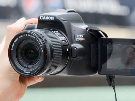 Best DSLR Cameras under Rs.50,000 in India July 2020