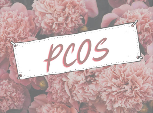 COULD POLYCYSTIC OVARY SYNDROME (PCOS) BE MAKING WEIGHT LOSS HARDER?