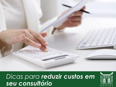 Redução de custos para consultórios