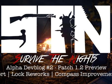 Alpha Devblog #2 - Patch 1.2 Preview (Airport   Lock Reworks   Compass Improvements ++)