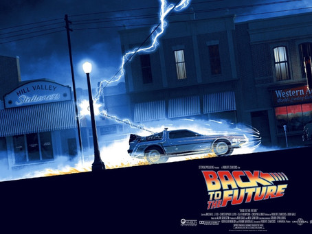Throwbacks On Netflix: Back To The Future