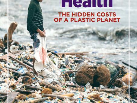 REPORT: Plastic & Health: Hidden Costs of a Plastic Planet