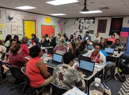 friEd Writing: Writing Portfolios with Google Classroom, G Suite & Chromebooks