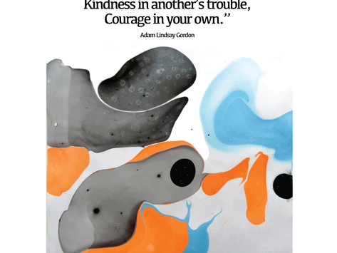 Kindness and courage