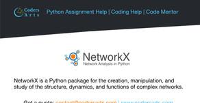 Networkx Expert Help | Networkx Assignment Help
