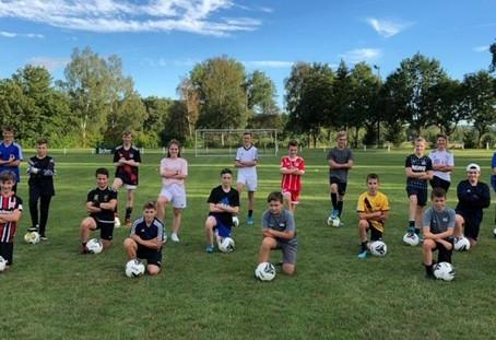 C-Jugend Heimspiel am Samstag 5.9.20 um 14 Uhr Sportplatz an der Schwalm