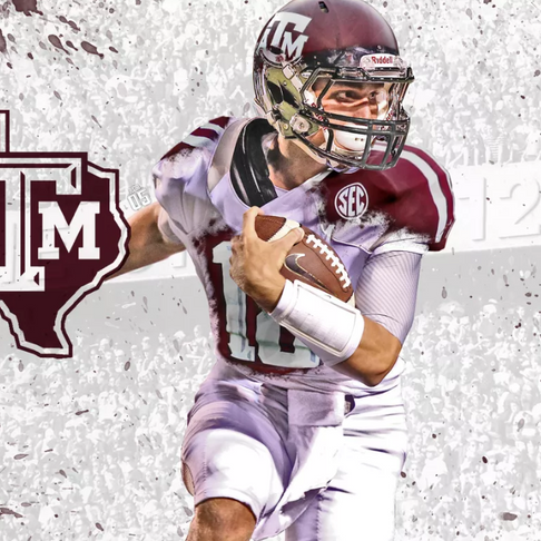 Learn from Texas A&M WR Coach and Breathe Before You Tweet