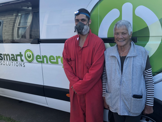 Free insulation for Flaxmere homes – it's a real thing!