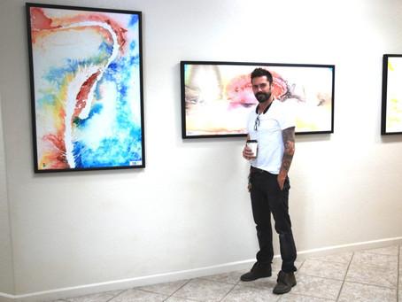 DENVER-BASED ARTIST STUART WALLACE'S LATEST SUCCESS