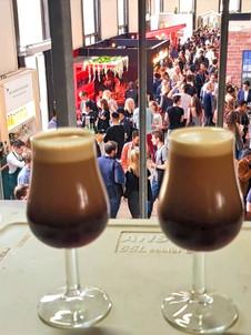 So an Irishman, an Australian and an Italian walk into a Nitro Coffee bar...
