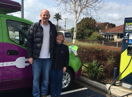 We chat to Karen & Shane about how to own an EV on a budget!