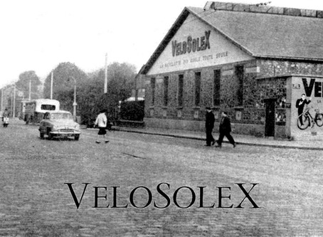 Solex factory article (1957) added to magazine section