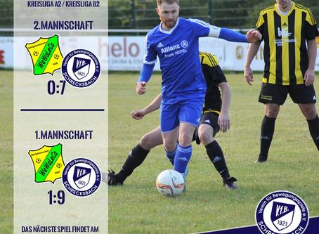 6 Punkte und 16 Tore gegen SGWeWaLeCa-Hülsa