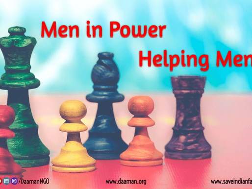 "Why ""Men's Issues"" remain, when almost always men themselves have been in power?"