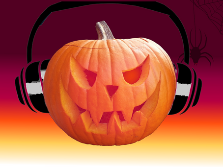 My 2017 Halloween Playlist - #FridayFun #FridayFunday #TGIF #HalloWeekend