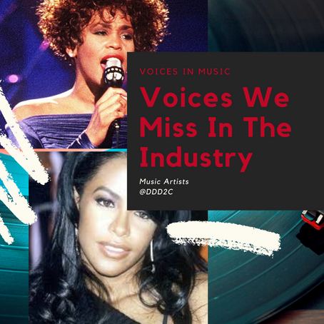 Voices Missed In The Industry