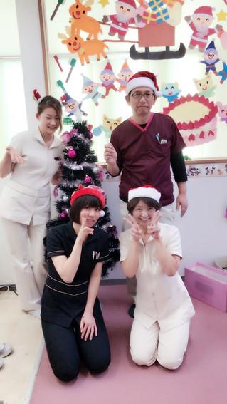 ☆メリークリスマス☆DH一同
