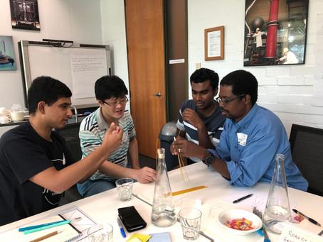 Starting CSIRO's Connect@Lindfield program