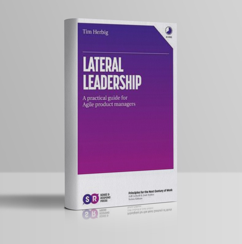Lateral Leadership book cover