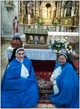 Las reliquias de Santa Margarita María de Alacoque