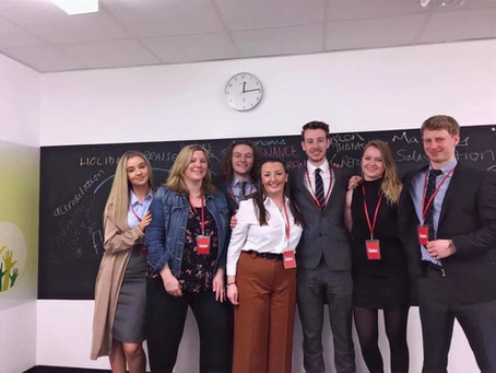 Enactus Northumbria Take Regionals by Storm