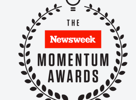 THE NEWSWEEK MOMENTUM AWARDS 2019