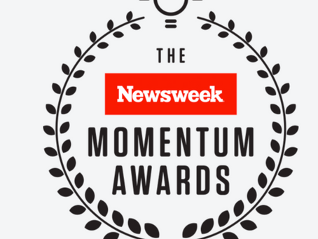 THE NEWSWEEK MOMENTUM AWARDS 2019