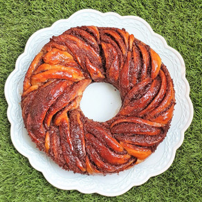 עוגת שמרים בתיה
