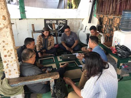 Pertemuan Komunitas dan Parapihak