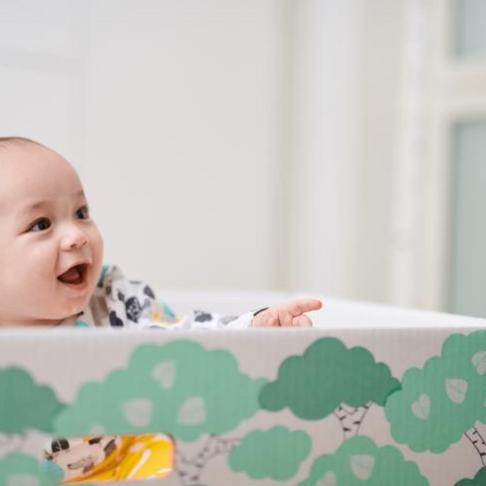 "Babies in Scotland will Receive ""Starter Kits"""