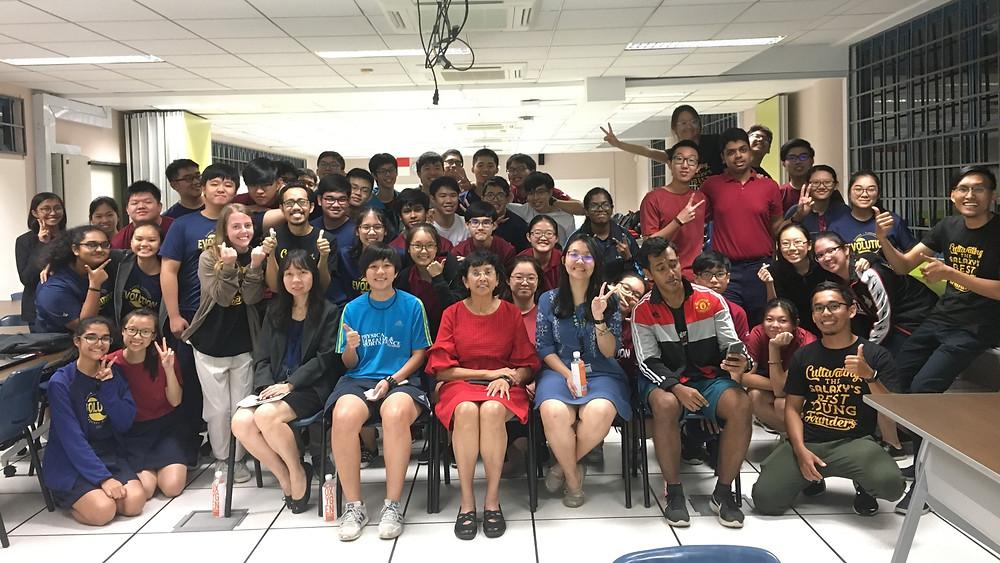 YJC 2018 EEP Group Photo