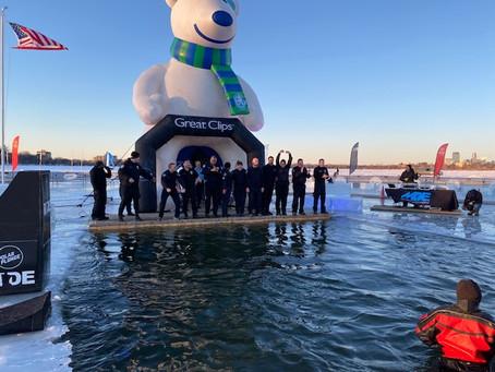 Polar Plunge Law Enforcement Challenge 2020