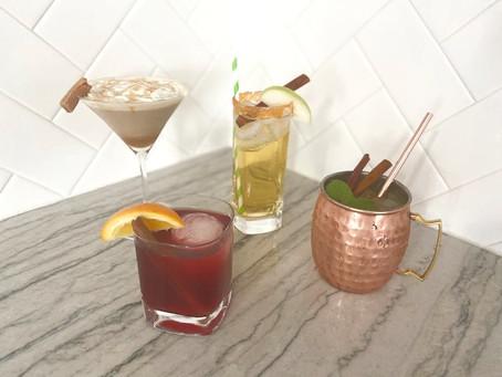 4 Festive Fall Signature Cocktail Ideas