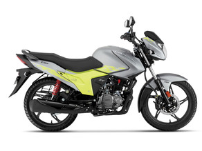 Hero Glamour Blaze launched at Rs. 72,200
