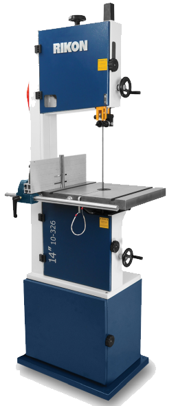 "Rikon 10-326 Deluxe 14"" Bandsaw"