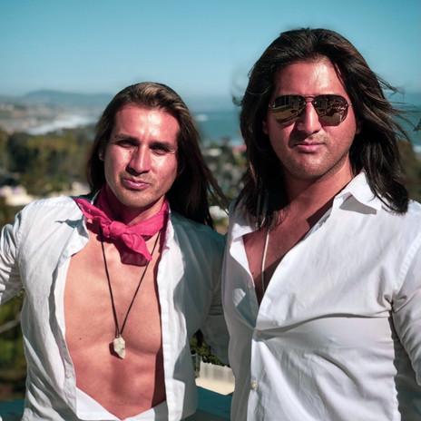 Long Haired Badasses