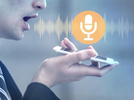 Mobile app idea #64: Voice-Activated Recorder