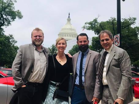OBH goes to Washington, DC!