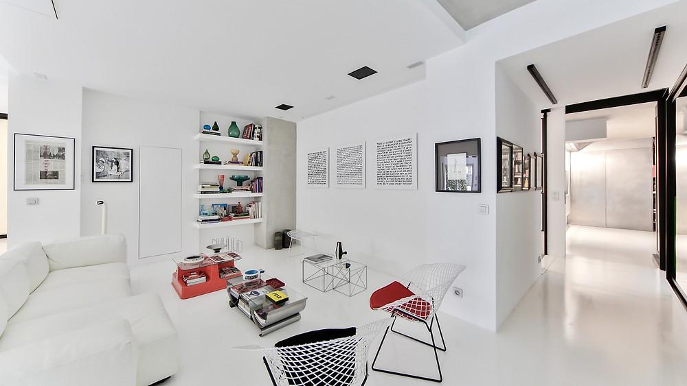 Apartamento de diseño en Salamanca