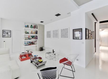 Gestión inteligente de viviendas únicas
