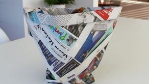MYO Newspaper Bin Liners