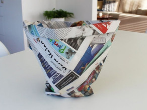 MYO Newspaper Bin Liners