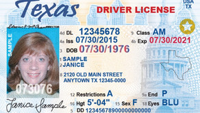 Texas driver's license info may have been stolen