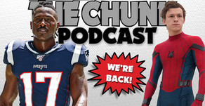 Antonio Brown Roller-Coaster + Spider-Man Debacle - The Chunk Podcast Returns