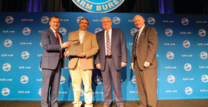 Meade County Farm Bureau recognized for outstanding membership and program achievement