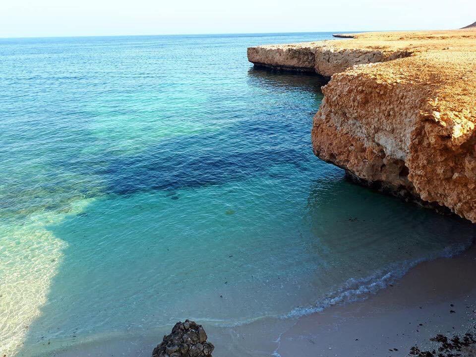 Murcanyo Beach, Puntland, Somalia.