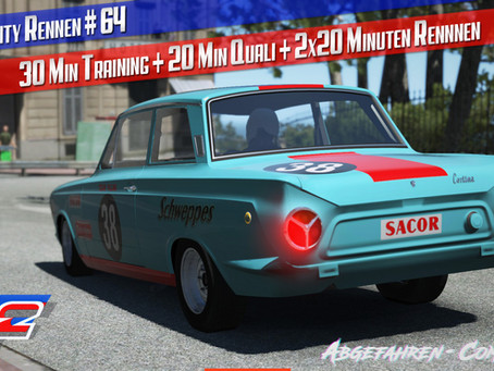 rF2-CR64 | Lotus Cortina @ Monte Carlo '66