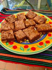 Brown Butter Blondies prepared by Linda
